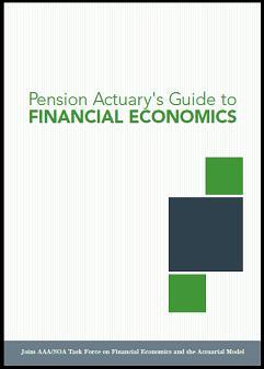 年金アクチュアリーのための金融経済学ガイド